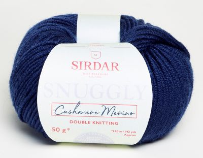 Sirdar Snuggly Baby Cashmere Merino DK 50g - 456 Royal